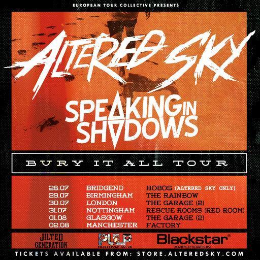 altered sky tour