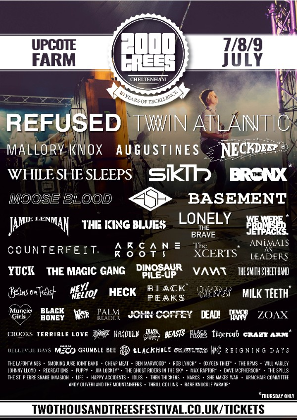 2000 trees 4th may 2016