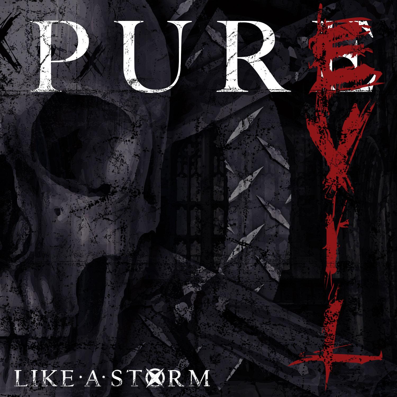 Like A Storm release Pure Evil - ALTCORNER com