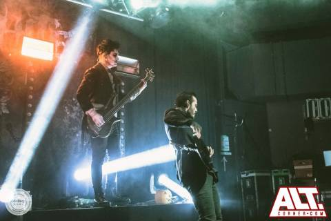 Motionless In White – O2 Academy – Bristol-10