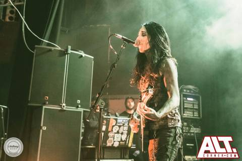 Motionless In White – O2 Academy – Bristol-8