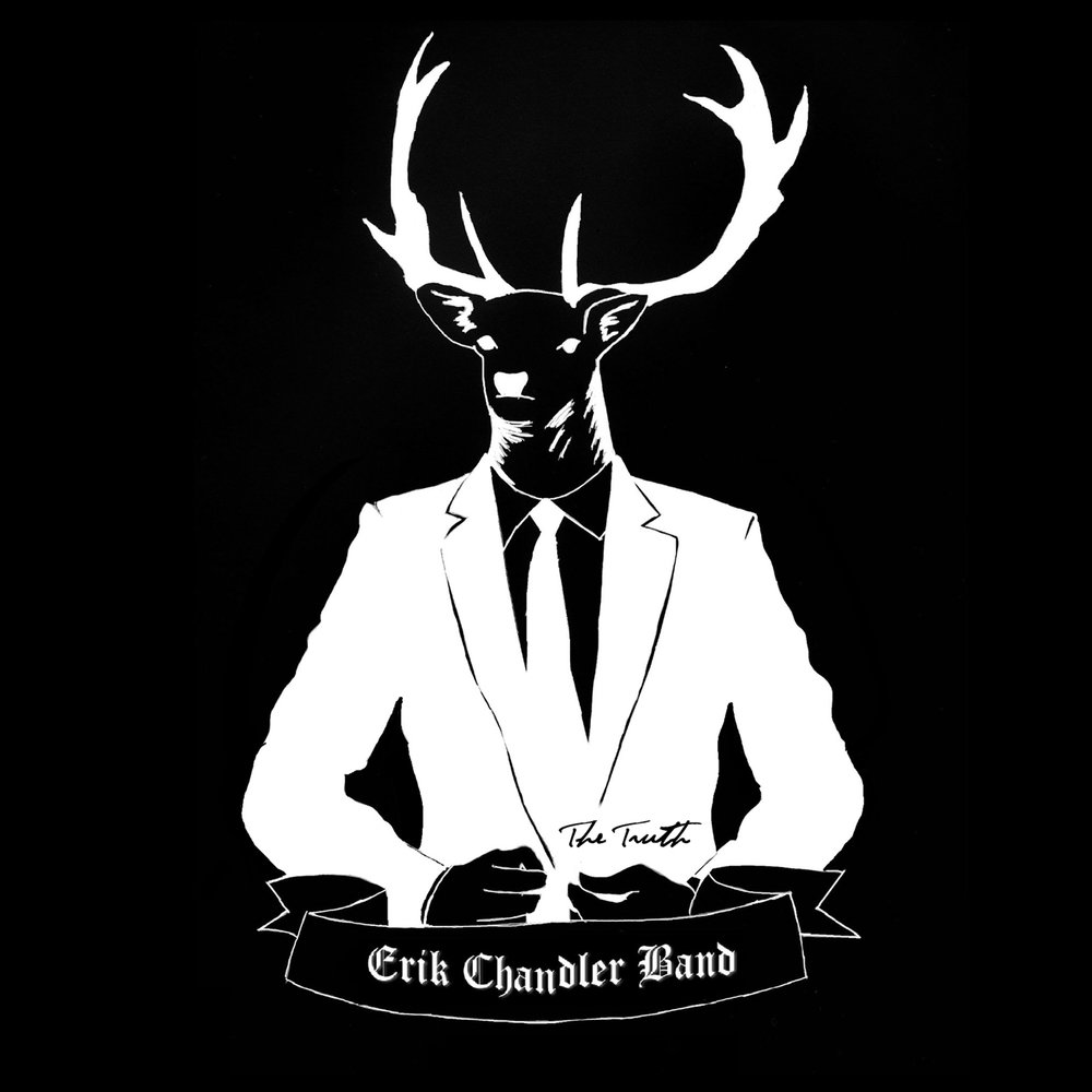 erik chandler band the truth album cover