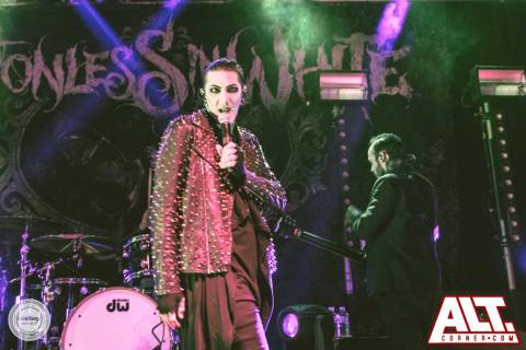 Motionless In White – O2 Academy – Bristol-2