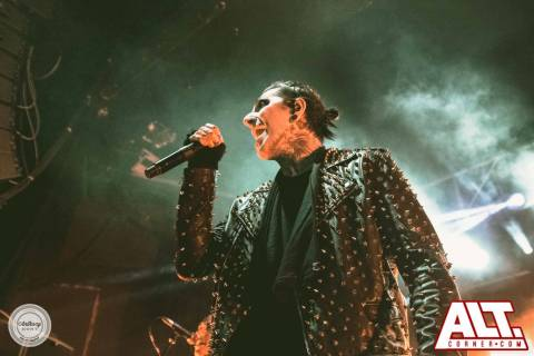 Motionless In White – O2 Academy – Bristol-9